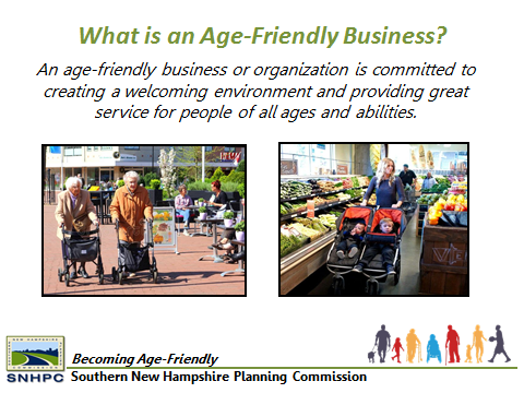 age friendly business slide