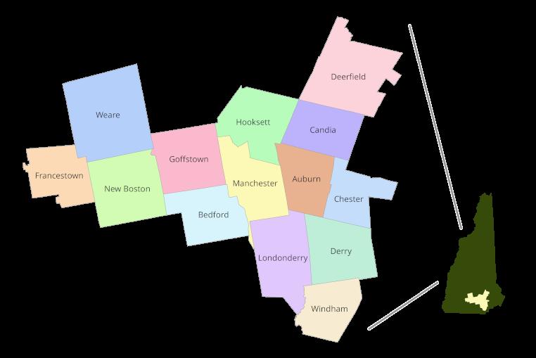 SNHPC Map