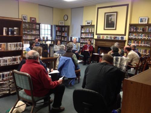 Community Conversation, Weare NH