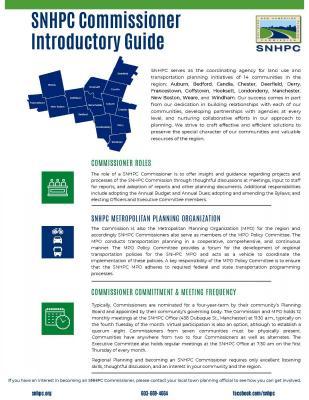 SNHPC Commissioner Guide (2021)