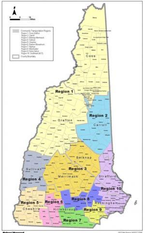 RCC map
