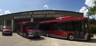 MTA vehicles