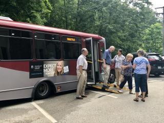 MTA Outreach in Hooksett