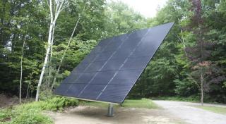 Solar Installation in Weare