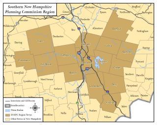 SNHPC Region
